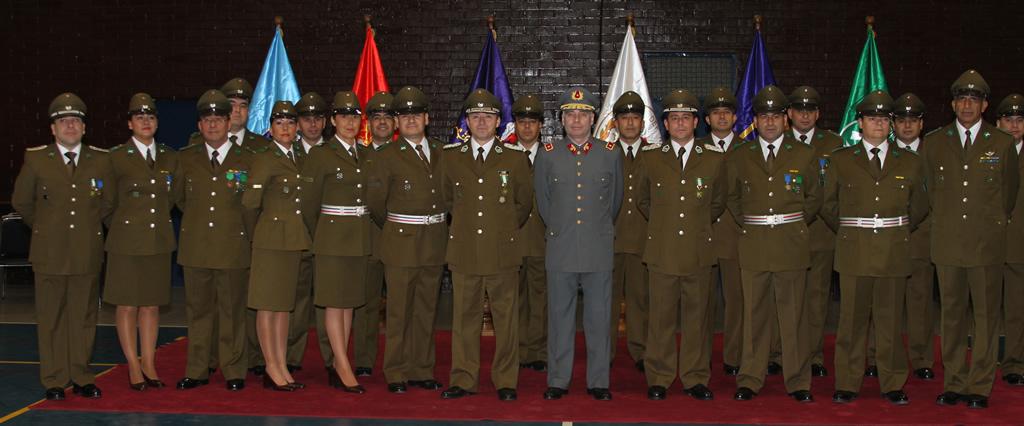 DGMN SALUDA A CARABINEROS DE CHILE EN SU 86 ANIVERSARIO