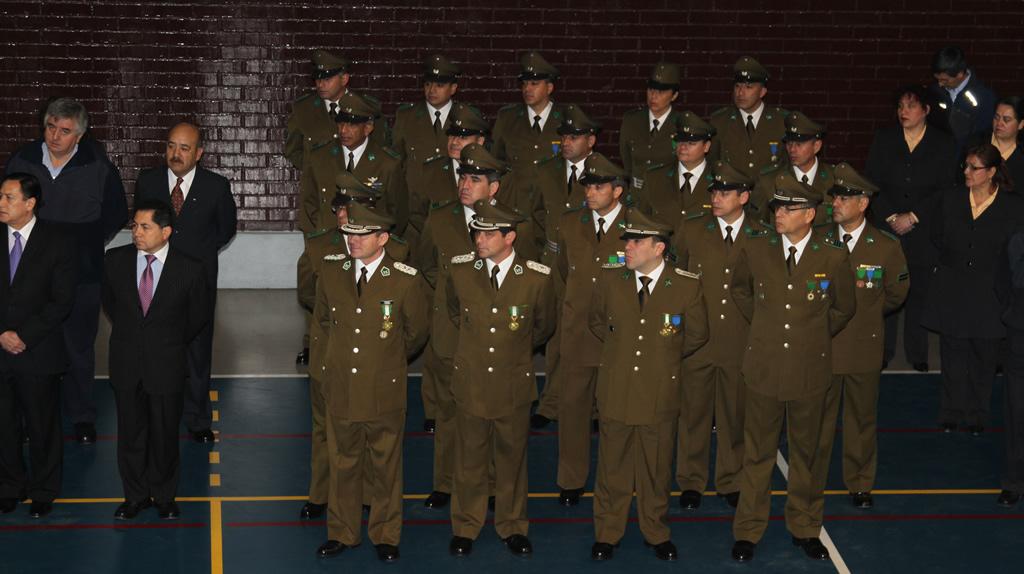 CHILE CONCURRE A CONFERENCIA DE ARMAS QUÍMICAS REALIZADA EN HOLANDA