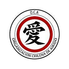 LOGO ORGANIZACIÓN CHILENA DE AIKIDO SR.DAIBER