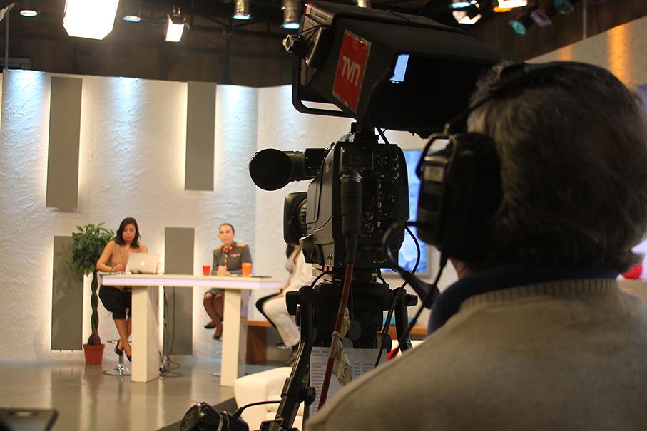 DGMN ES  ENTREVISTADA EN PROGRAMA CONECTADOS, DE LA SEÑAL INTERNACIONAL DE TVN.
