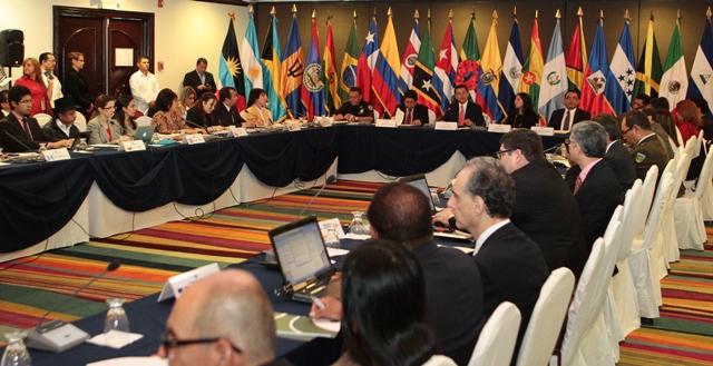 DGMN REPRESENTA A CHILE EN REUNIONES INTERNACIONALES DE CONTROL DE ARMAS.