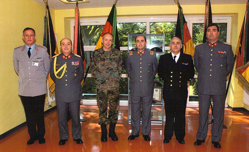 DIRECTOR GENERAL DE LA DGMN PARTICIPA EN SEMINARIO EN ALEMANIA