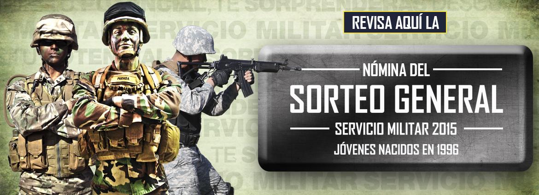DGMN REALIZÓ SORTEO GENERAL PARA LOS JÓVENES  NO VOLUNTARIOS AL SERVICIO MILITAR