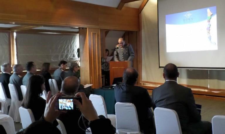 INAUGURADA JORNADA REGIONAL DE BIOSEGURIDAD EN PUNTA ARENAS