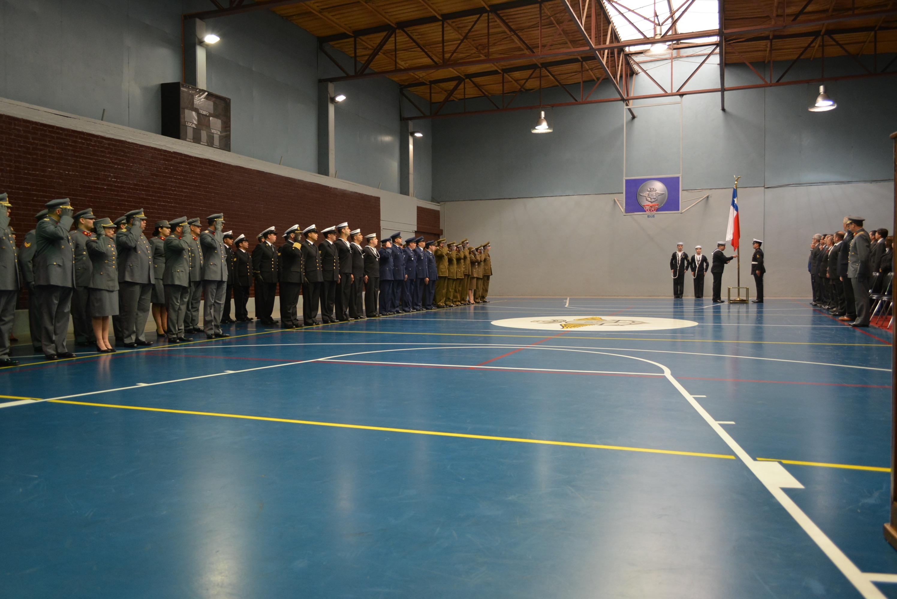 DIRECCIÓN GENERAL DE MOVILIZACIÓN NACIONAL CELEBRA DÍA DE LAS GLORIAS NAVALES