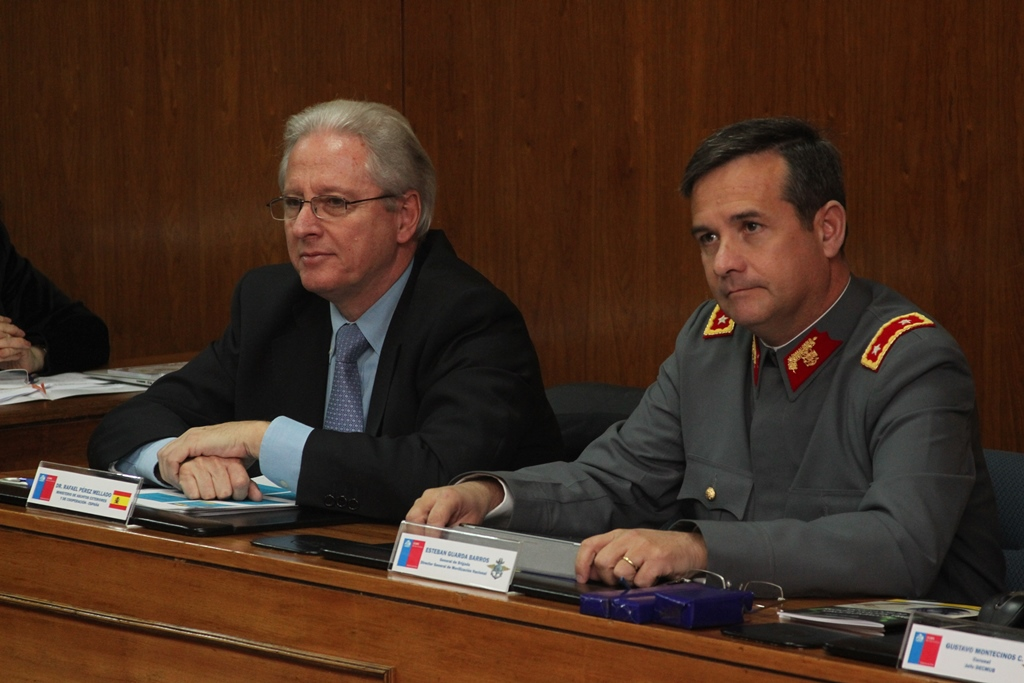 GENERAL ESTEBAN GUARDA BARROS, ENTREVISTADO EN SEXTAVISION NOTICIAS