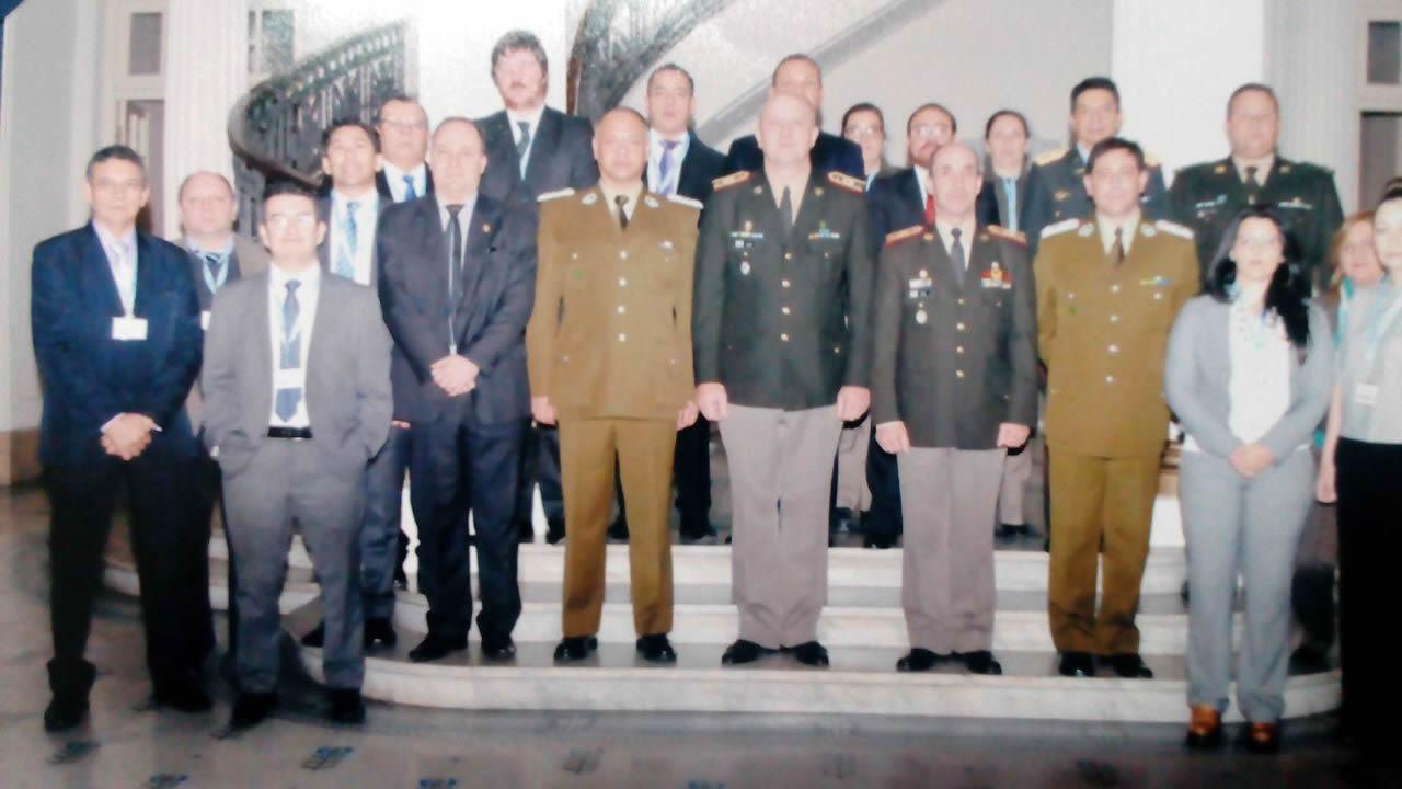 DGMN PARTICIPÓ DE LA VIGÉSIMA OCTAVA REUNIÓN DE TRABAJO SOBRE ARMAS DE FUEGO Y MUNICIONES DEL MERCOSUR