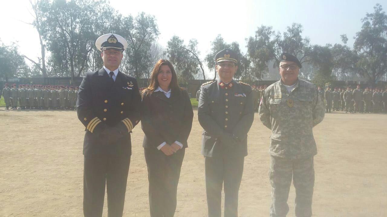 INTENDENTE DE VALPARAÍSO RECIBIÓ ANTECEDENTES DE LA CONFORMACIÓN DE LA COMISIÓN ESPECIAL DE ACREDITACIÓN