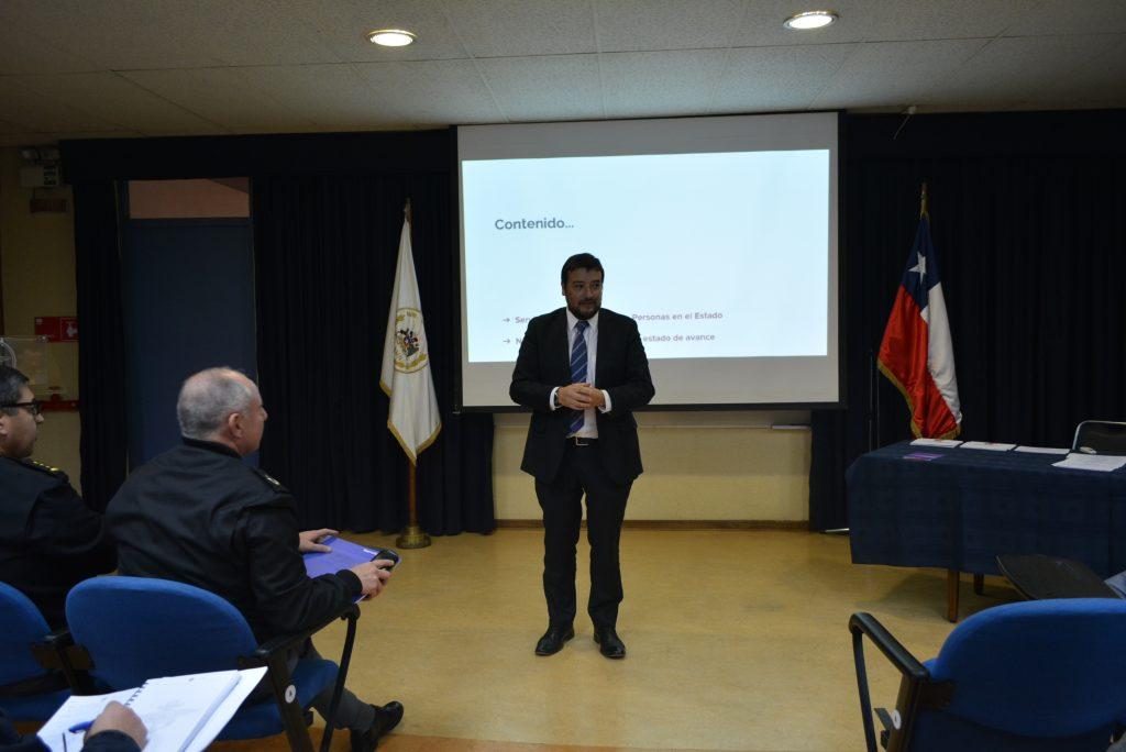 DIRECTOR GENERAL SE REUNIÓ CON DIRECTIVA DE ANFUMOV