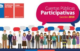 INVITACIÓN A CUENTA PÚBLICA PARTICIPATIVA 2019